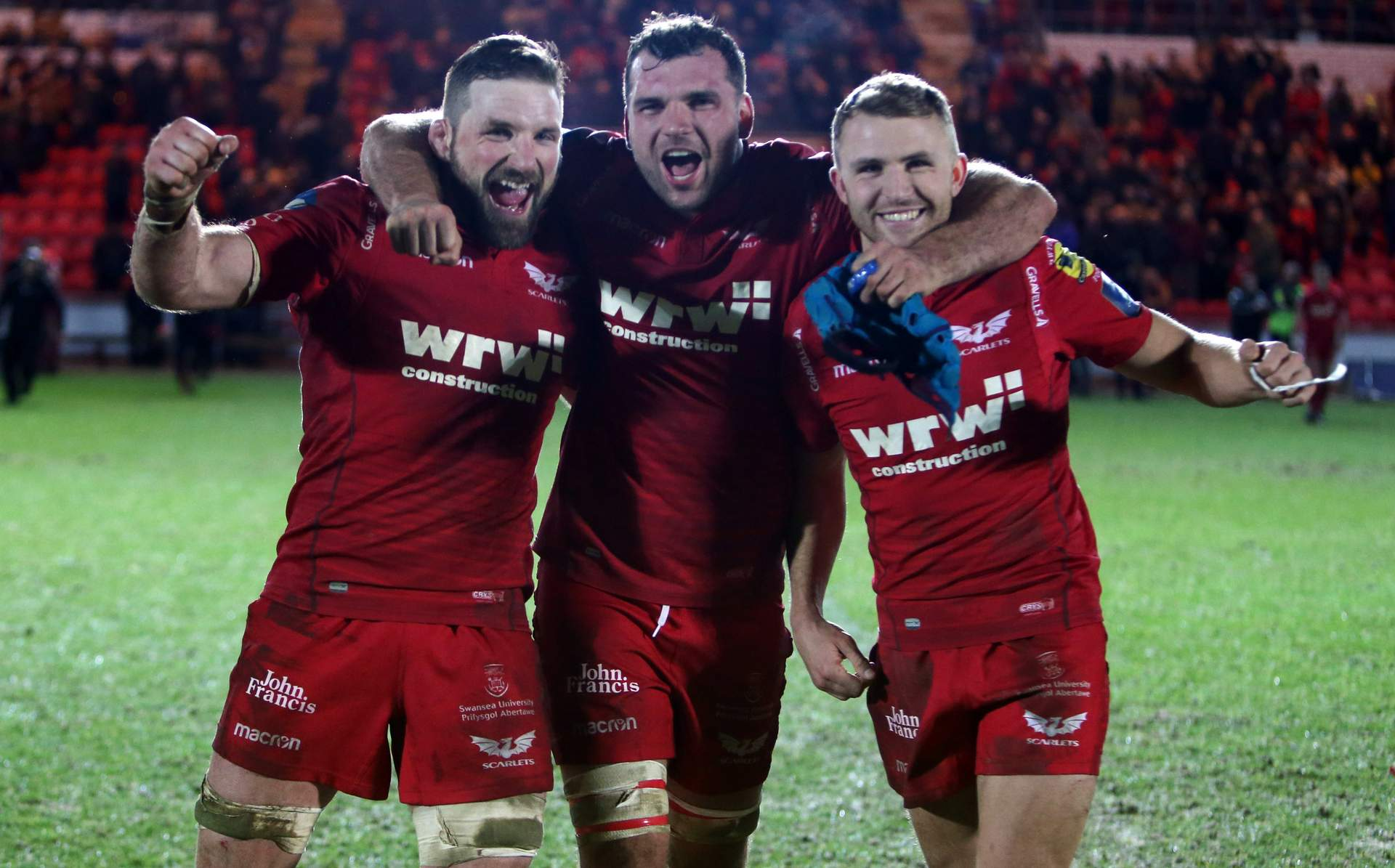 REPORT: Scarlets into Champions Cup quarters after famous win