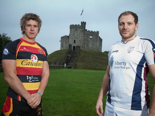 Carmarthen Quins and Swansea