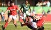 Forwards flourish with Wales U18
