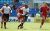 Rampant Fiji dash Wales hopes