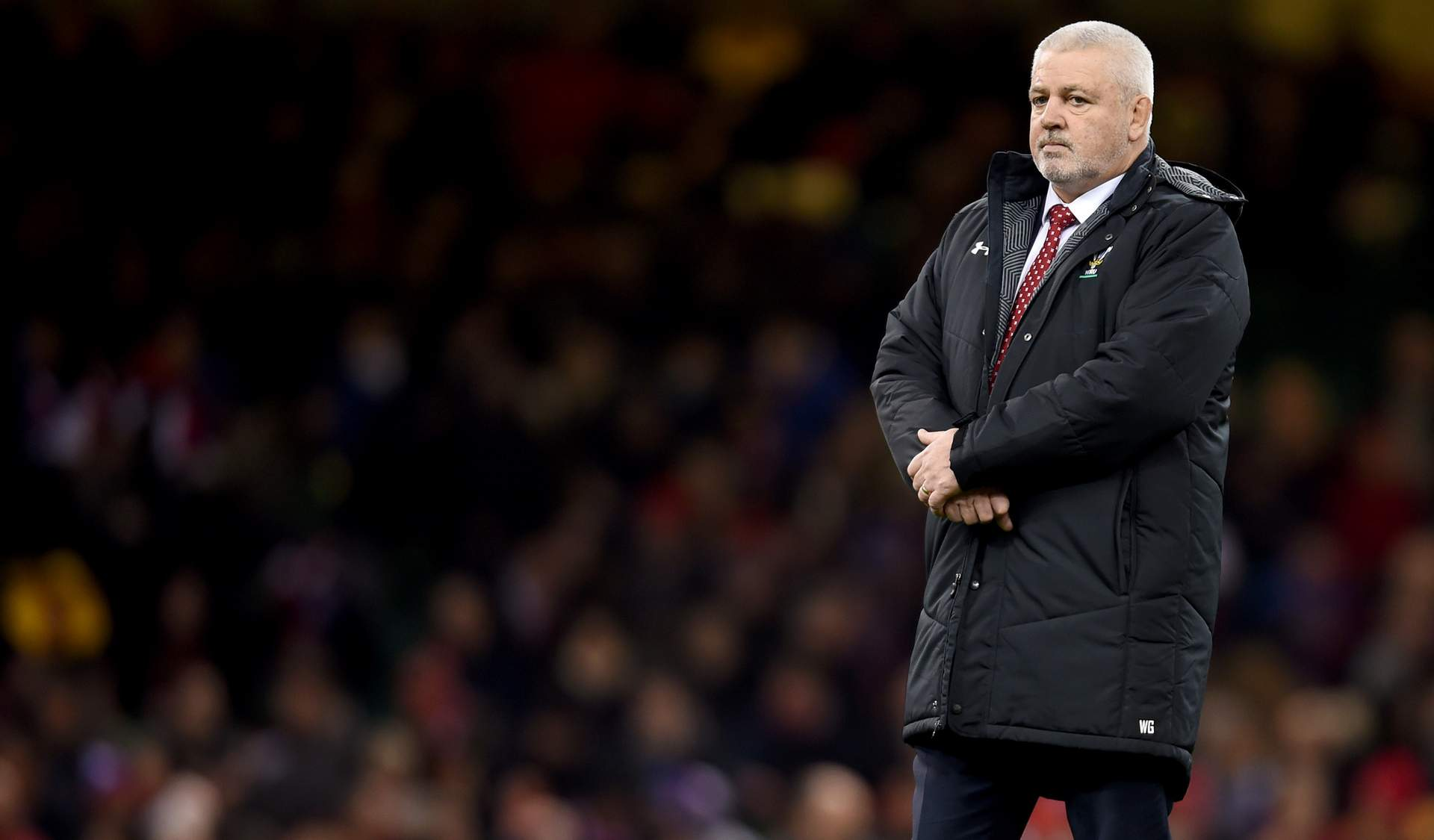 Gatland happy with second spot