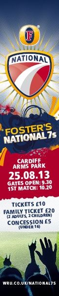 Foster's National 7s