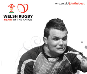 Club or Individual - Join the Beat and get involved with Welsh Rugby in your area with our Heart of the Nation Campaign