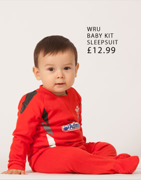 WRU KIT SLEEPSUIT